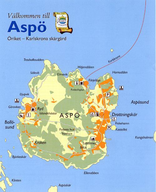 Karta Aspö